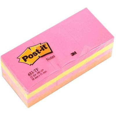 Αυτοκόλλητα χαρτάκια Post-it 38x51mm