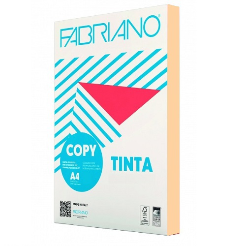 Χαρτί A4 Fabriano Albicocca 80gr.