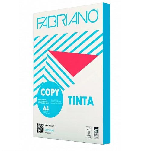 Χαρτί A4 Fabriano Azzurro 80gr.