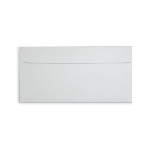 Φάκελος 114×229mm λευκός