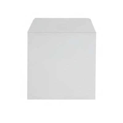 Φάκελος 125×125mm CD/DVD λευκός