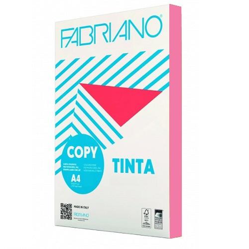 Χαρτί A4 Fabriano Fucsia 80gr.