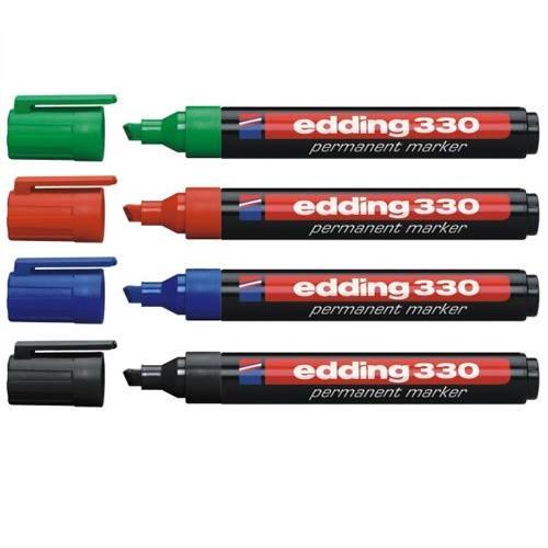 Μαρκαδόρος ανεξίτηλος edding 330