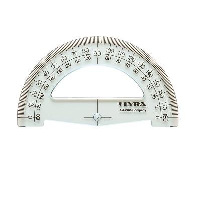 Μοιρογνωμόνιο 180°