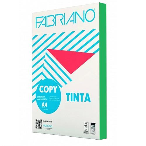 Χαρτί A4 Fabriano Verde 80gr.