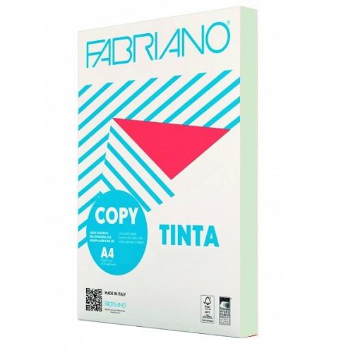 Χαρτί A4 Fabriano Verde Chiaro 80gr.