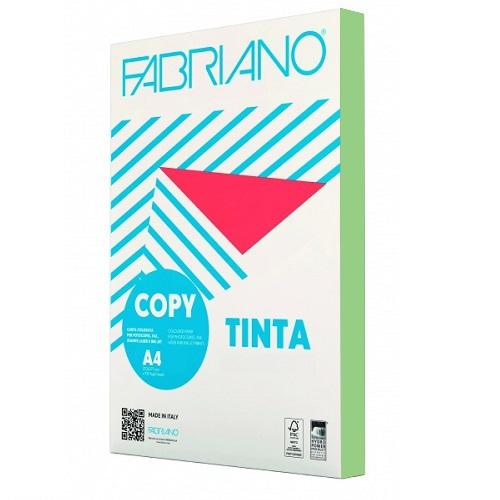 Χαρτί A4 Fabriano Verde Pisello 80gr.