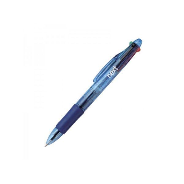 Στυλό Next 4 χρωμάτων