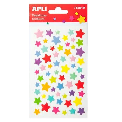 Παιδικά αυτοκόλλητα Apli Stars