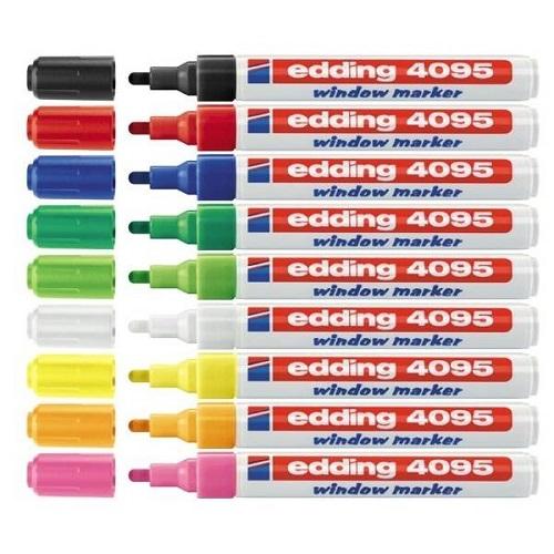 Μαρκαδόρος κιμωλίας edding® 4095