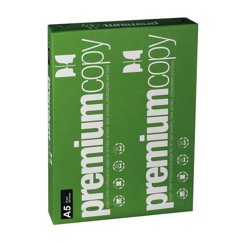 Χαρτί εκτυπωτή Α5 (148x210) Premium Copy 80gr.