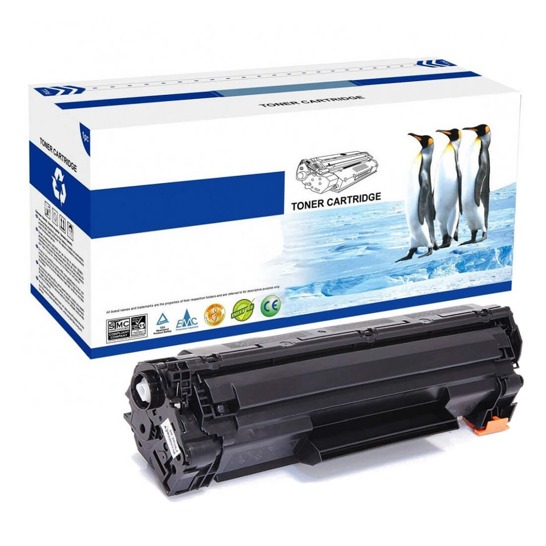 Συμβατό toner HP 05A Black 2300Pgs