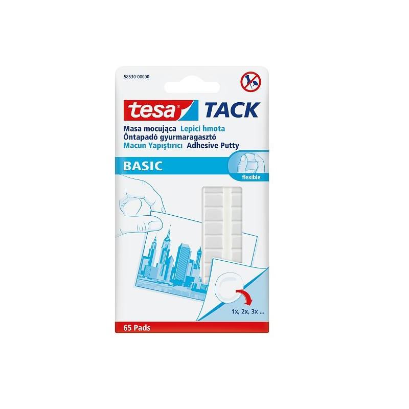 tesa® TACK Adhesive Putty Basic