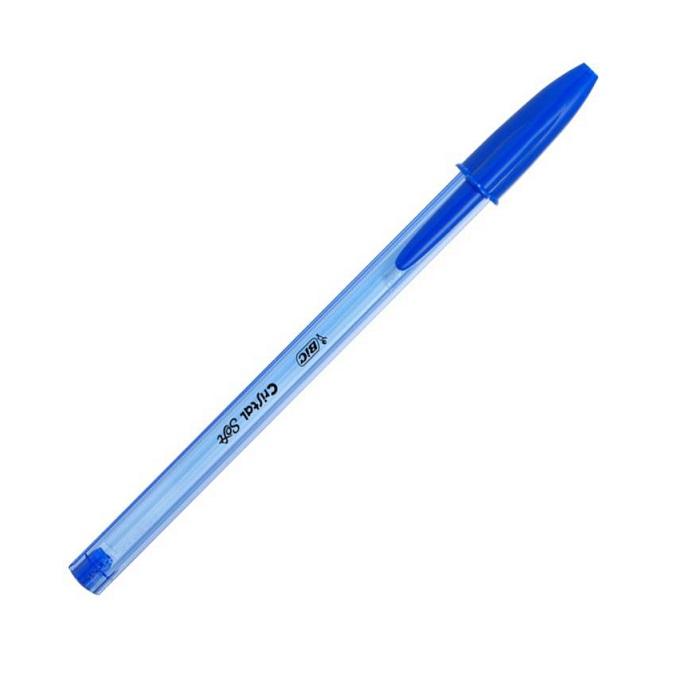 Στυλό Bic Cristal Soft μπλέ