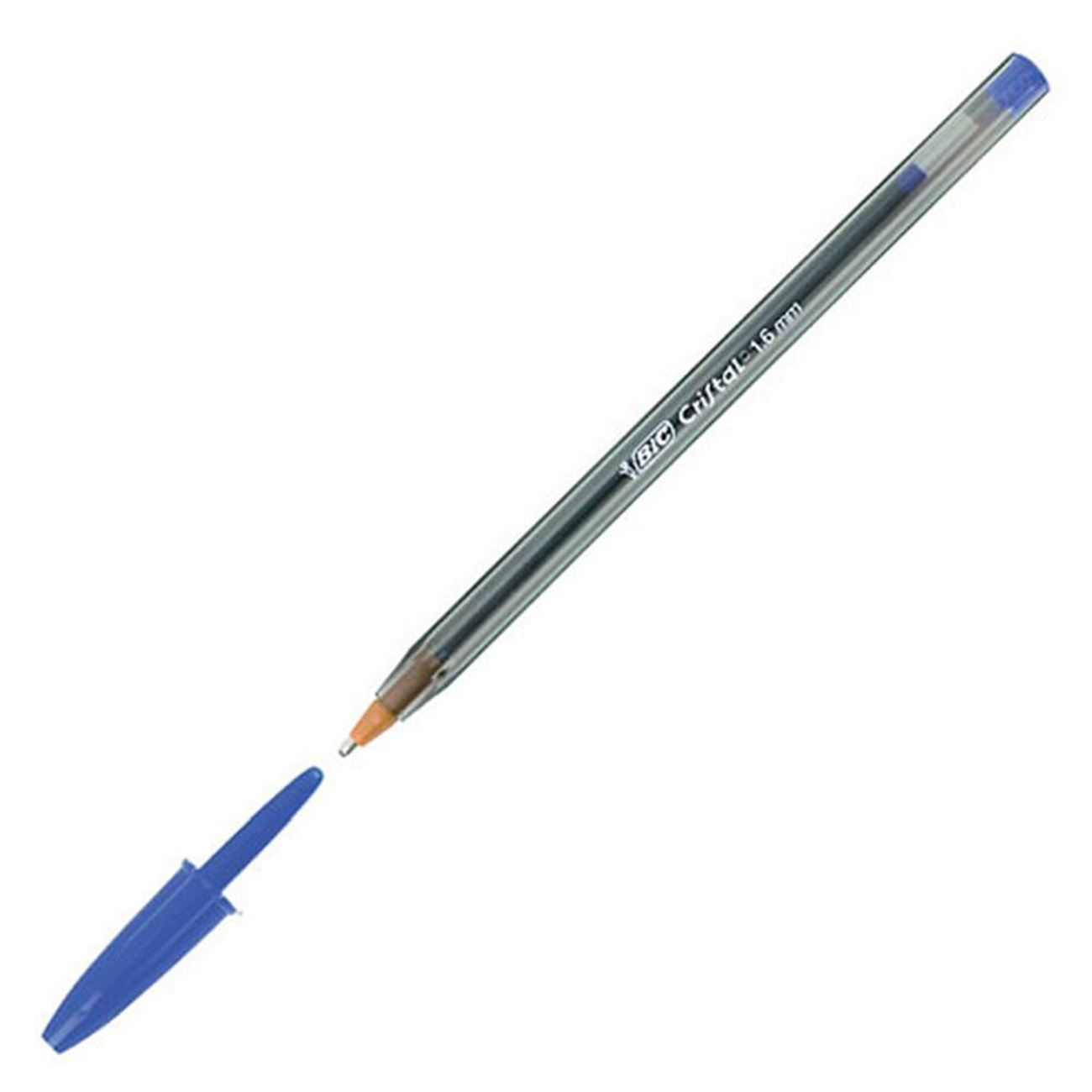 Στυλό Bic Cristal Large 1,6mm μπλε