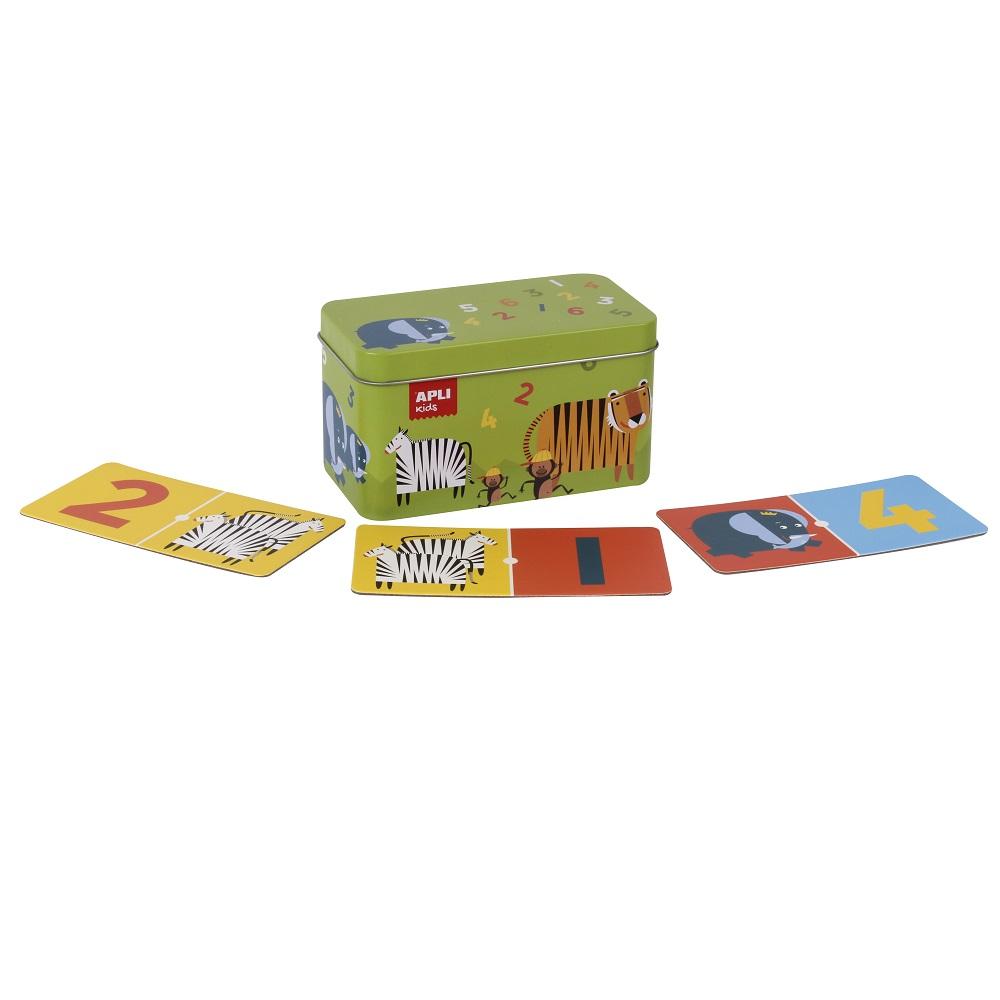 Apli Kids Domino Animals 36pcs 3+ (14556)