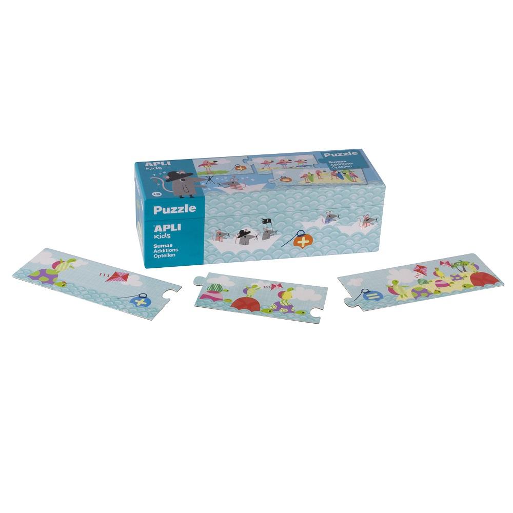 Apli Kids Puzzle Additions 30pcs 3+ (14771)