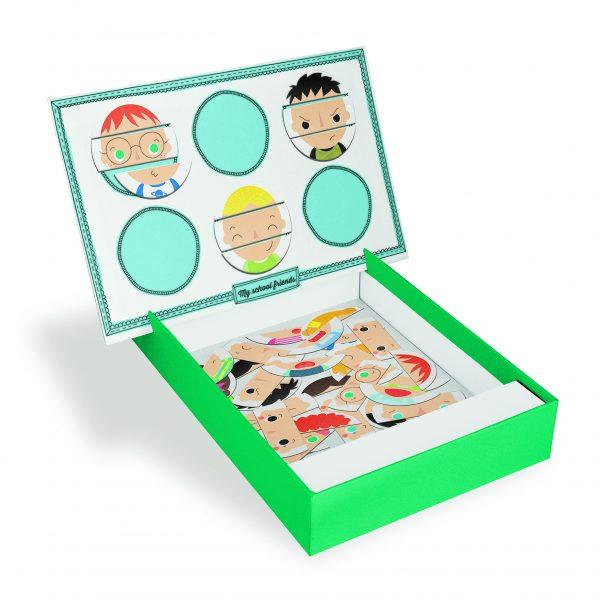 Apli Kids Magnets Emotions 30pcs 3+ (14803)