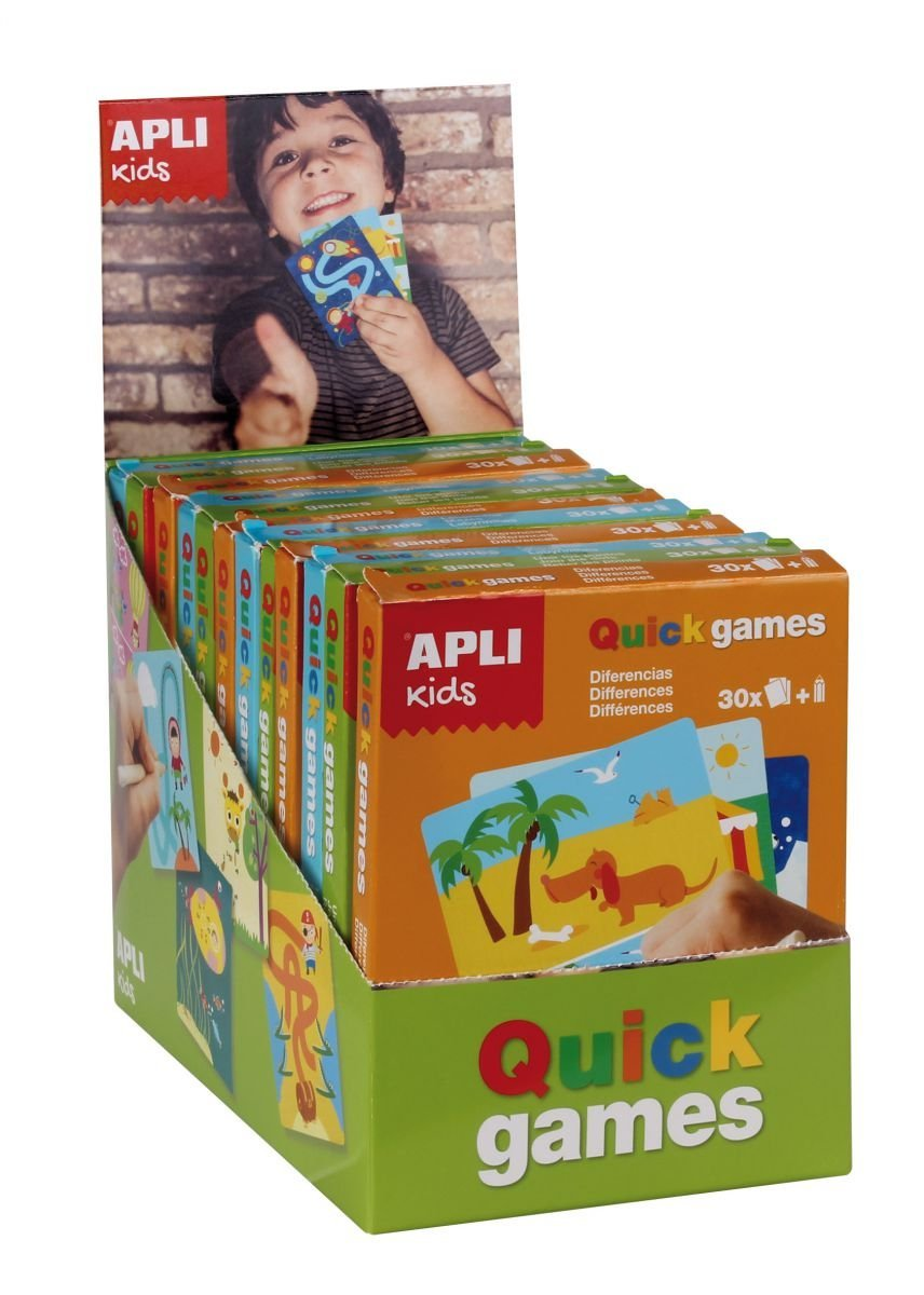 Apli Kids Quick Games