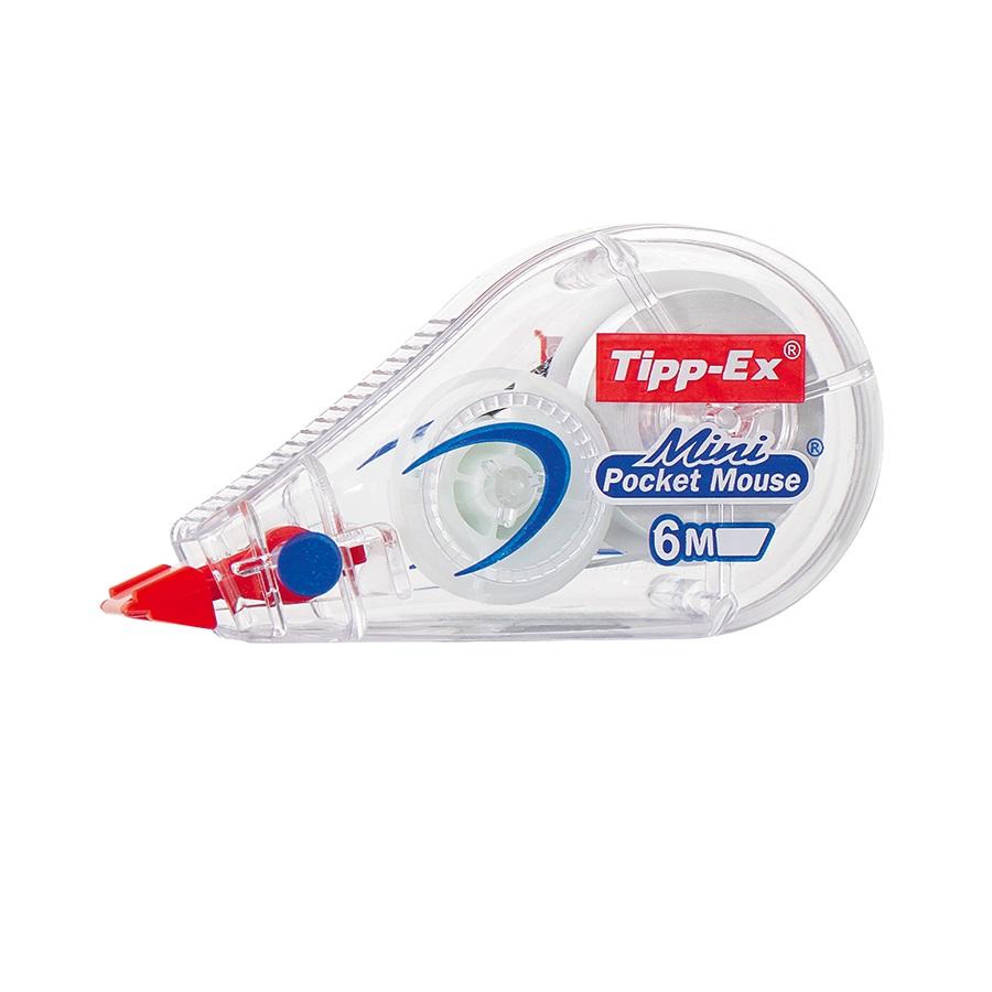 Διορθωτική Ταινία Tipp-Ex Mini Pocket Mouse 5mmx6m