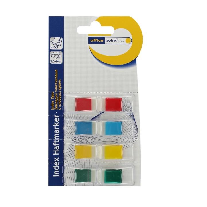 Σελιδοδείκτες Officepoint 12x44mm χρωματιστοί