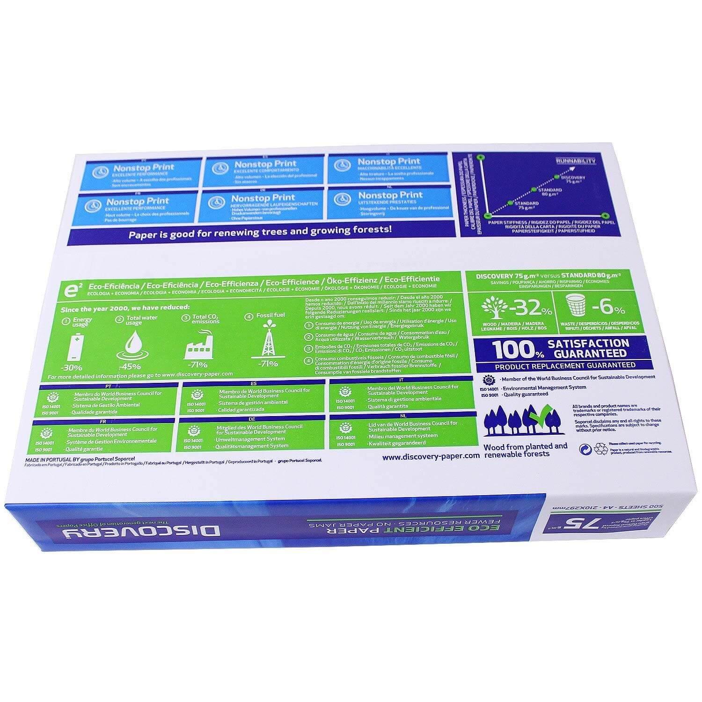 Χαρτί εκτύπωσης Discovery A4 (75gsm)