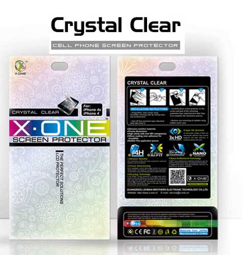 ALCATEL 5045 - SCREEN PROTECTOR X-ONE CRYSTAL