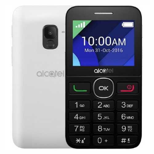 ALCATEL OT-2008G SINGLE SIM