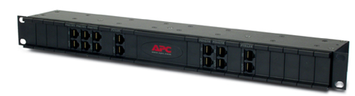 APC 19'' Chassis Surge Protection PRM24 for Replaceable Data