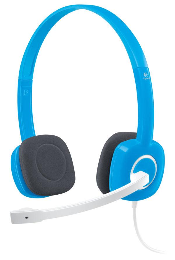 LOGITECH Headset Blueberry H150