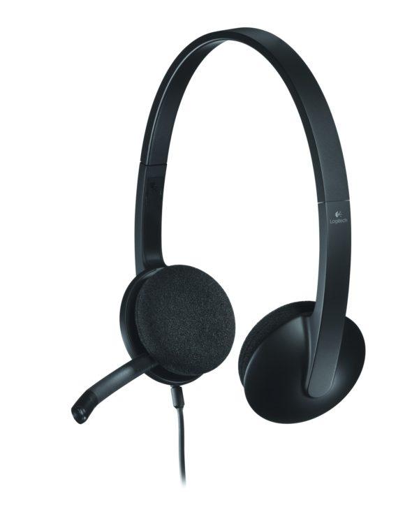 LOGITECH Headset Stereo H340