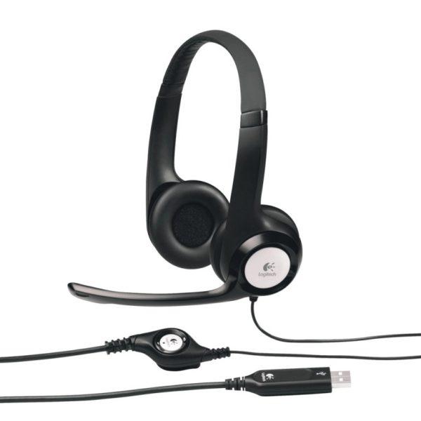 LOGITECH Headset USB H390