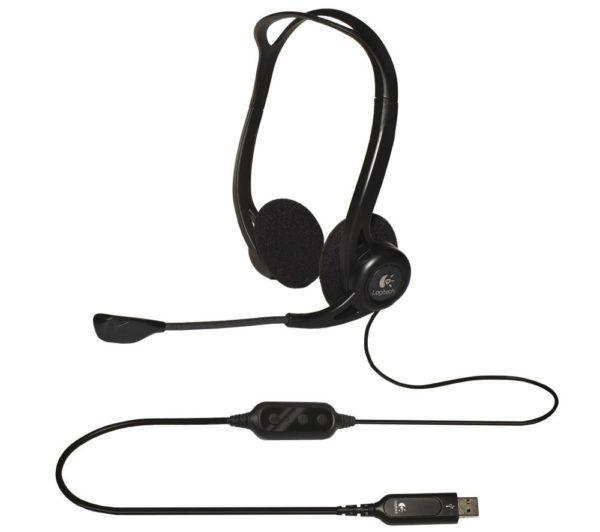 LOGITECH Headset Stereo PC960