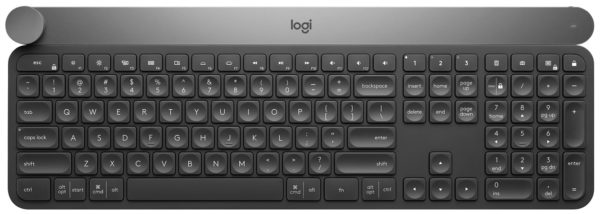 LOGITECH Keyboard Wireless Craft 920-008504