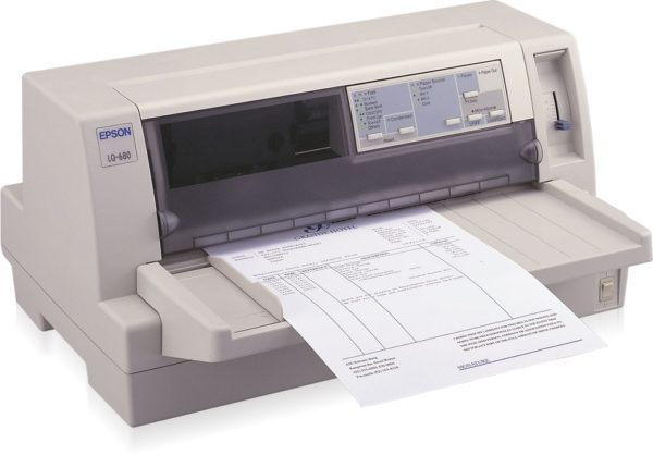 EPSON Printer LQ680 PRO Dot matrix