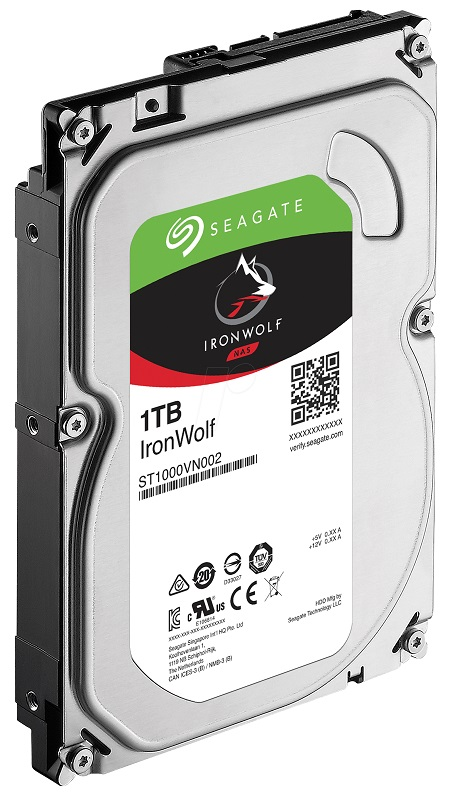 SEAGATE IronWolf 1T ST1000VN002