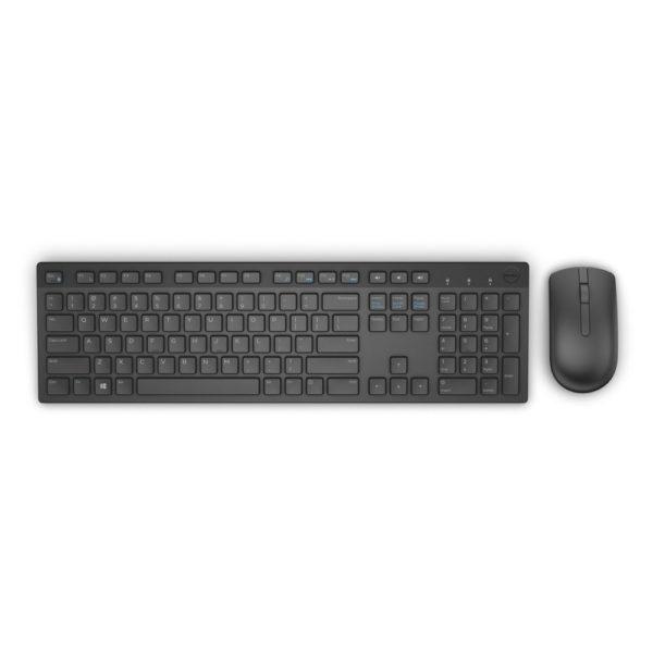 DELL Keyboard & Mouse KM636 Greek Wireless