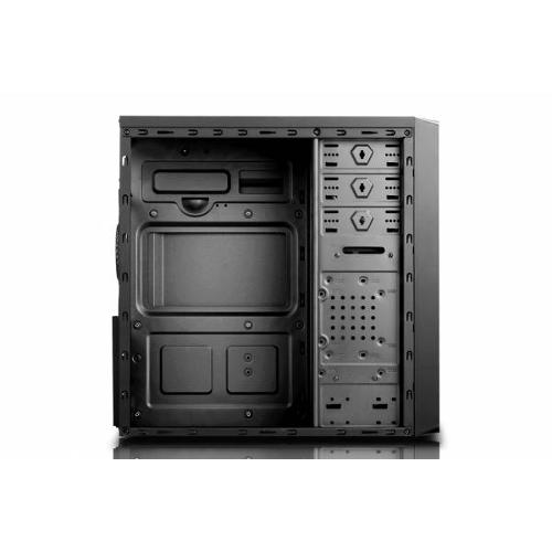 CASE MIDI ATX/M-ATX BLACK FRONT_U2/U3/MIC/SPK/HD-A