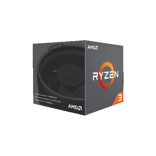AMD RYZEN 3 1200 3.10/3.40GHz 04C/04T 65W (02+08)MB AM4