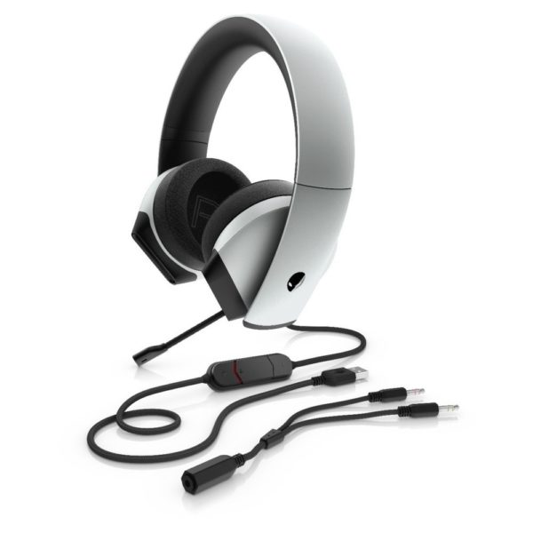 DELL Alienware 7.1 Headset Gaming - AW510H - Lunar Light
