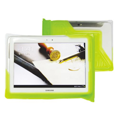 DICAPAC WP-T20 WATERPROOF CASE FOR TABLET 10 YELLOW