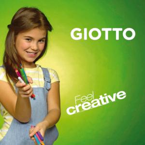 Μαρκαδόροι, ξυλομπογιές και είδη ζωγραφικής Giotto στο officeplus.gr