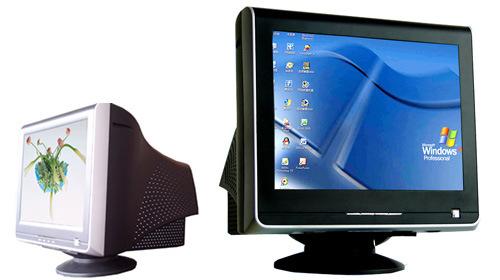 Οθόνη υπολογιστή CRT