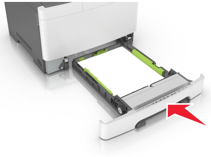 Lexmark Printer Paper Tray