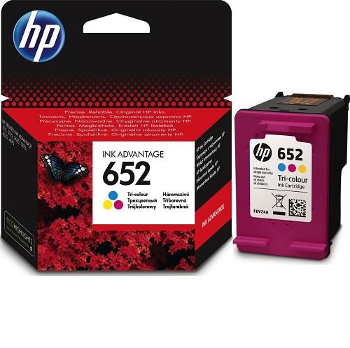 Μελάνι εκτυπωτή HP 652