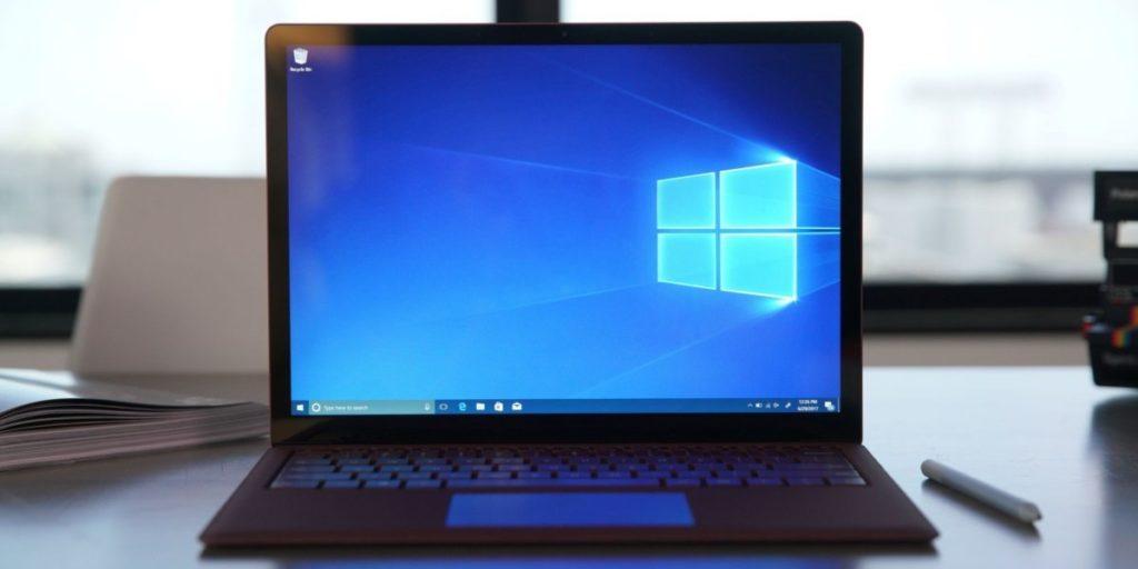 Λειτουργικό σύστημα Laptop
