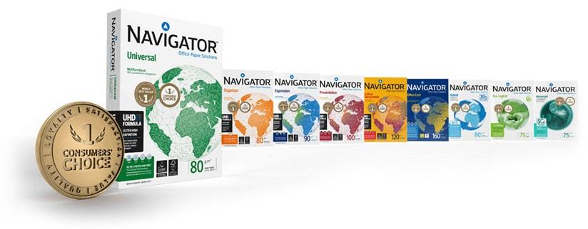 Χαρτί εκτυπωτή Navigator