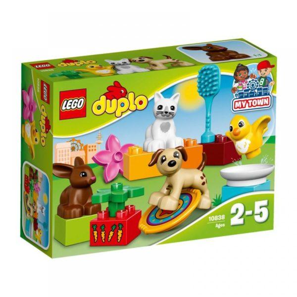 LEGO Family Pets 10838