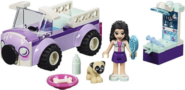 LEGO FRIENDS Emma's Mobile Vet Clinic (41360)