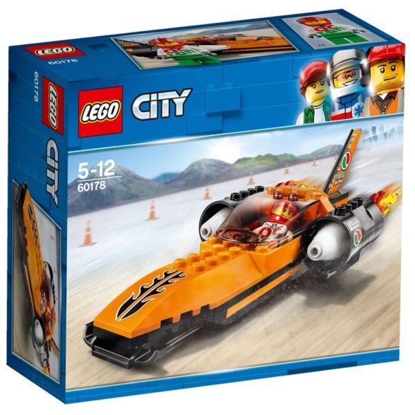 LEGO Speed Record Car (60178)